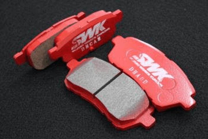 ZC32/72 スイフト ブレーキ ブレーキパッド ブレーキパッド本体 スズキワークス久留米(SWK) スポーツブレーキパッド