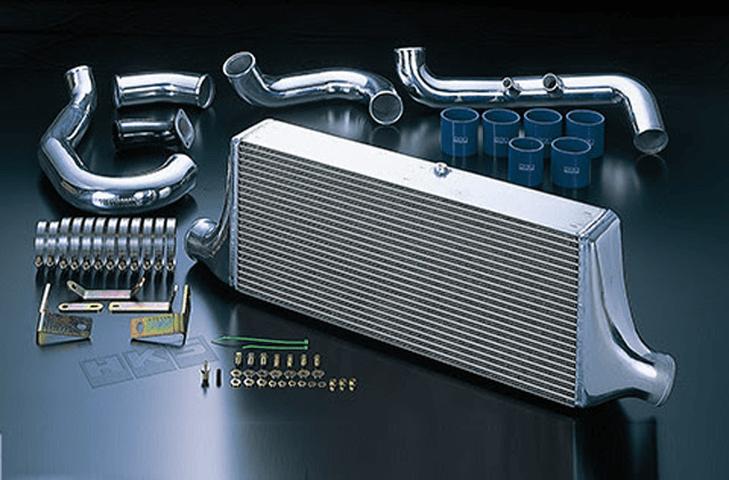 ランサーエボ 10 冷却系 インタークーラー インタークーラー本体 HKS Rタイプインタークーラー