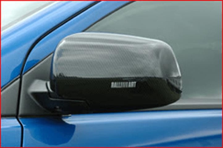 ランサーエボ 10 外装 ドアミラー ドアミラー本体 ラリーアート ドアミラーカバー