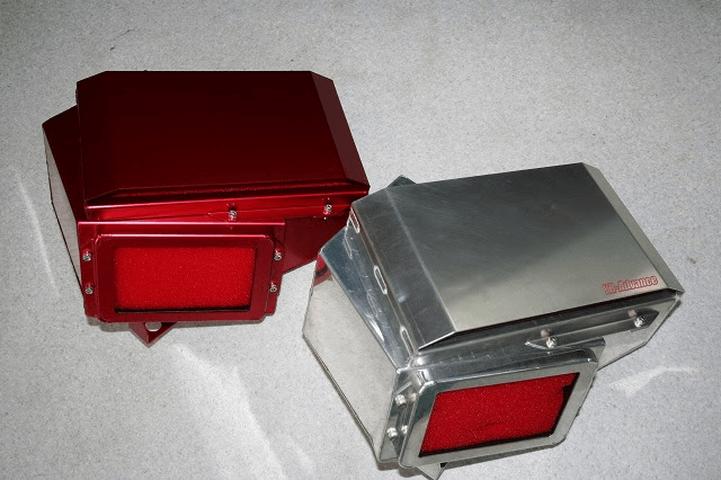 ランサーエボ 10 吸気系 その他 その他 YR-Advance エアクリBOX