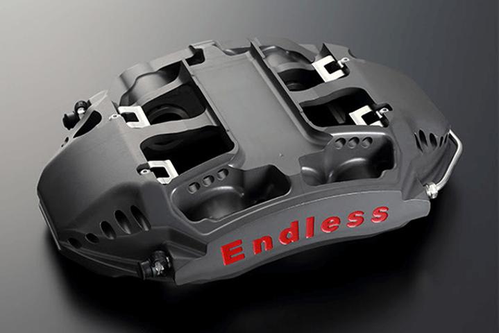 ランサーエボ 10 ブレーキ ブレーキキャリパー ブレーキキャリパー本体 ENDLESS 6POTモノブロックキャリパー&4POTキャリパー