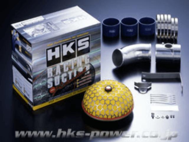 ランサーエボ 10 吸気系 サクションパイプ サクションパイプ(単体/IC用キット) HKS レーシングサクションリローデッド