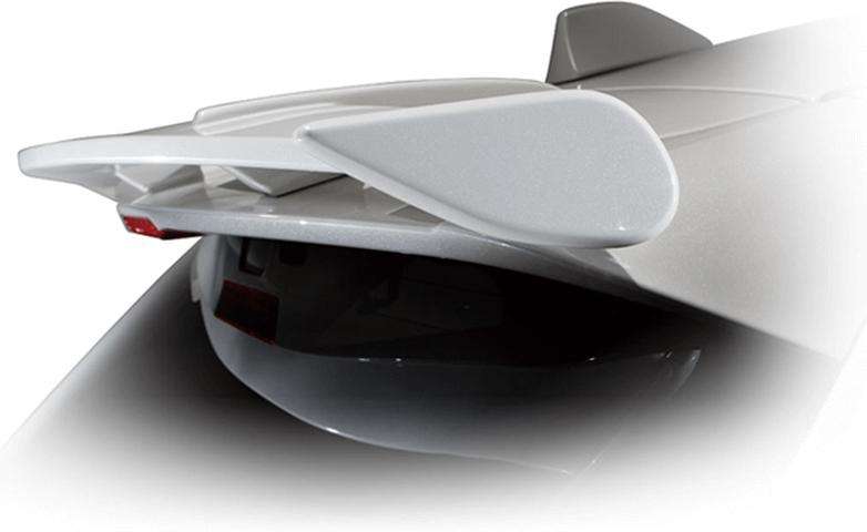 レヴォーグ 外装 エアロパーツ リアスポイラー/ウイング Syms Racing(シムスレーシング) リアウイング