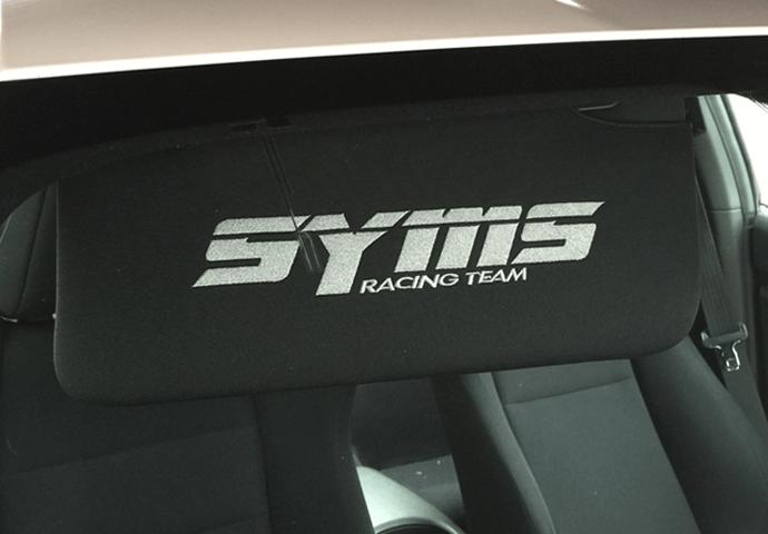 レヴォーグ 内装 内装その他 その他 Syms Racing(シムスレーシング) SUN VISOR COVER