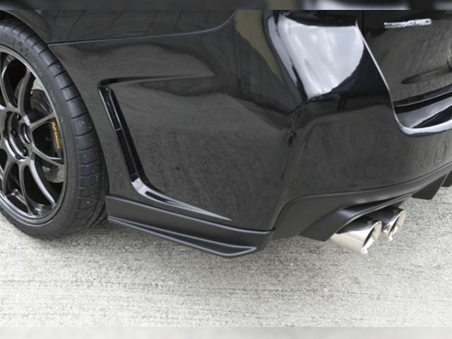 レヴォーグ 外装 エアロパーツ サイドステップ AUTO PRODUCE A3 AGRESSリアアンダースポイラー