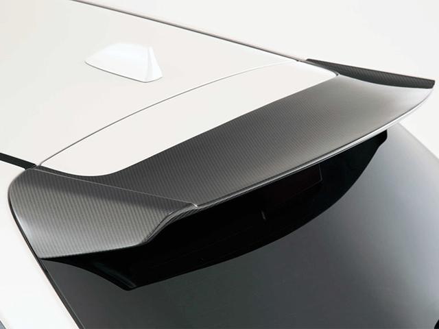 レヴォーグ 外装 エアロパーツ リアスポイラー/ウイング VARIS(バリス) リアルーフスポイラーカーボン