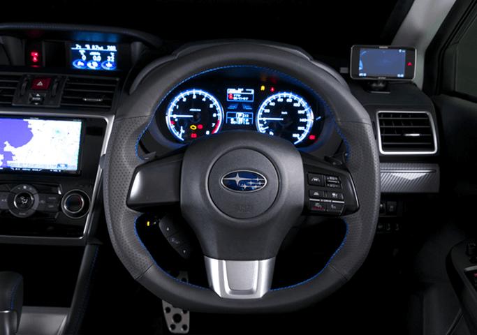 レヴォーグ 内装 ステアリング ステアリング(本体) DAMD(ダムド) スポーツステアリングSS360-RX