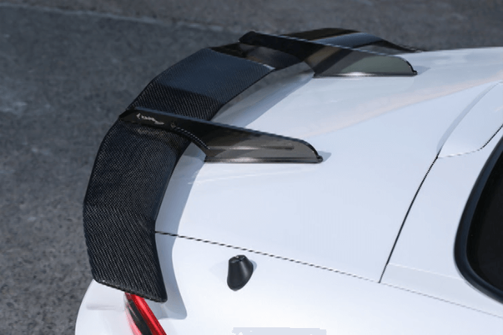 ND ロードスター 外装 エアロパーツ リアスポイラー/ウイング Kuhl Racing(クールレーシング) SWANNECK GT WING