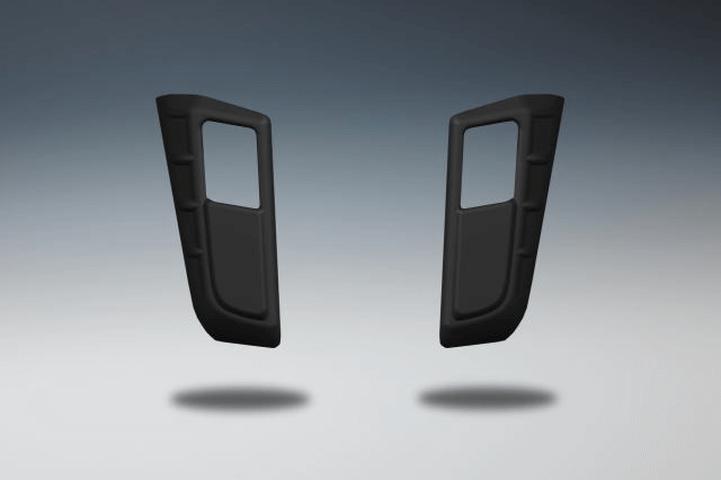 フィット ハイブリッド GP5/GP6 外装 ライト その他 NOBLESSE ポジションカバー