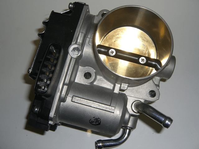 GE6-9 フィット 吸気系 スロットルバルブ スロットルバルブ本体 TRYBOX ビッグスロットル