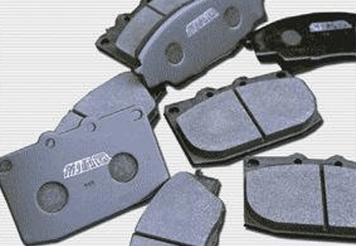 GK3-6 フィット ブレーキ ブレーキパッド ブレーキパッド本体 制動屋 ブレーキパッド
