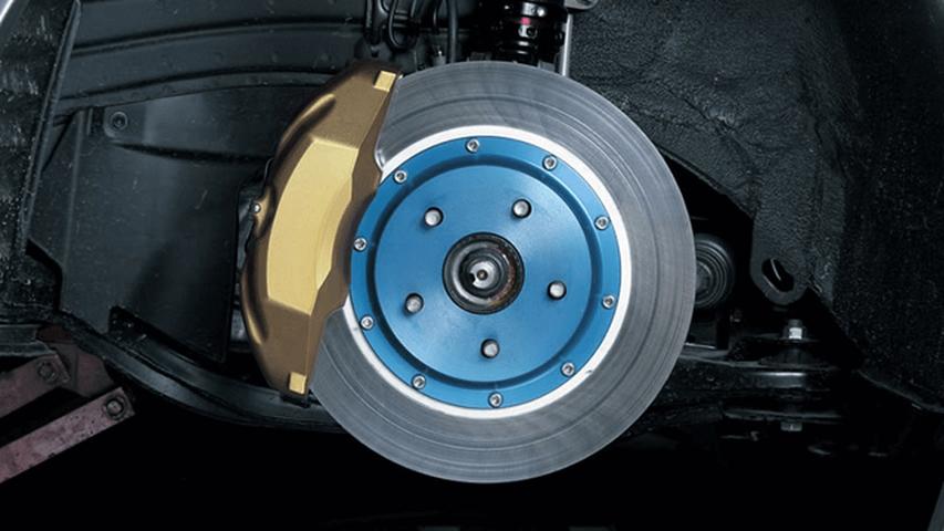フィット ハイブリッド GP5/GP6 ブレーキ ブレーキキャリパー ブレーキキャリパー本体 TAKERO'S 4ポッドレーシングキャリパーキット