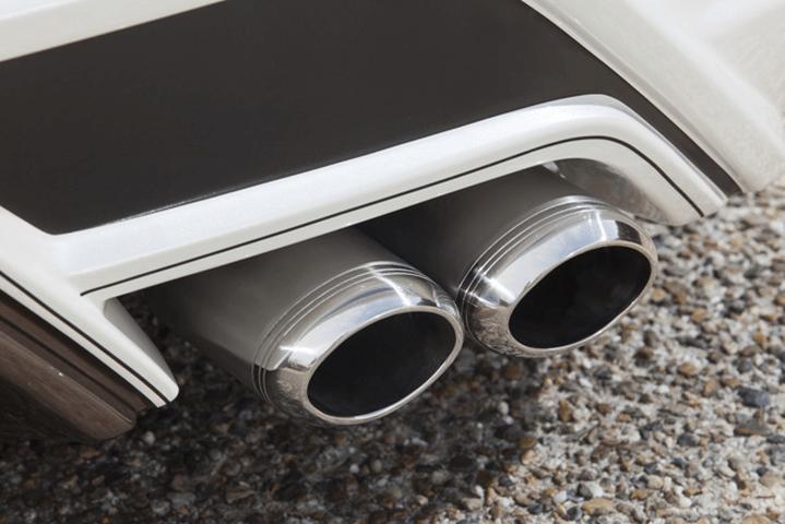 GK3-6 フィット 排気系 マフラー マフラー本体 NANKAI AUTO Craveオリジナルマフラー(片側デュアル)