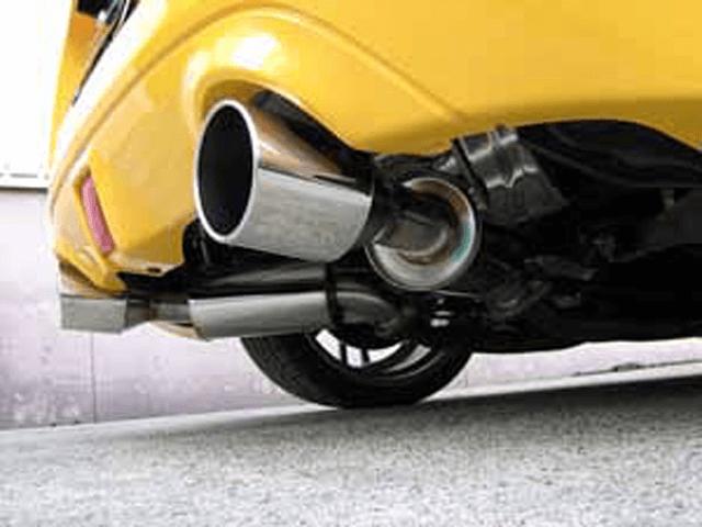 Z34 フェアレディZ 排気系 マフラー マフラー本体 フジムラオート ジェントルサウンドマフラー
