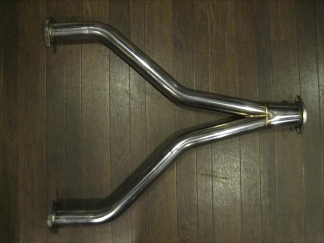 Z34 フェアレディZ 排気系 フロントパイプ フロントパイプ本体 Garage 4413 Frレーシングパイプ