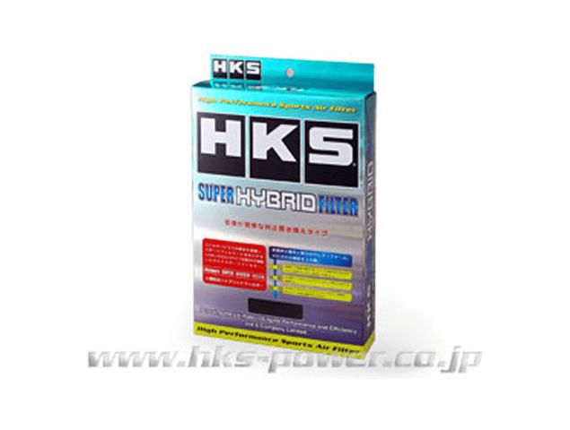 Z34 フェアレディZ 消耗品・添加剤 エアフィルター エアフィルター本体 HKS SUPER HYBRID FILTER