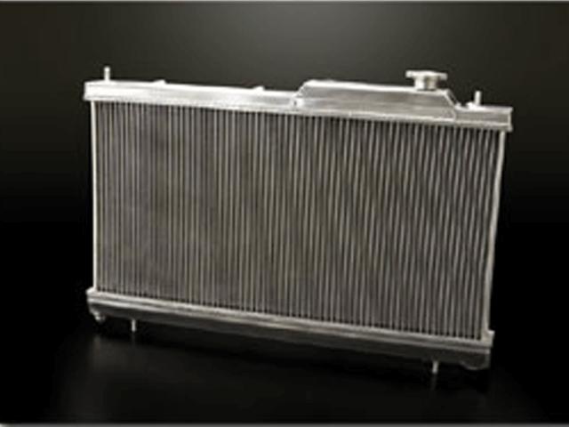 Z33 フェアレディZ 冷却系 ラジエター ラジエター(本体) ブリッツ レーシングラジエター タイプZS