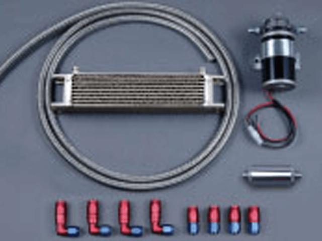 Z33 フェアレディZ 冷却系 オイルクーラー オイルクーラー本体 HKS オイルクーラー