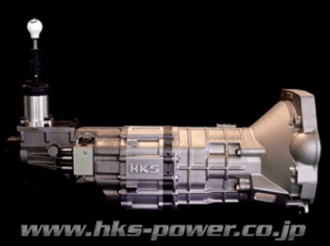 Z33 フェアレディZ ドライブトレイン トランスミッション ミッション本体 HKS HKS・シーケンシャルミッション