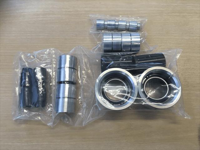 Z33 フェアレディZ エンジン チューニングメニュー チューニングメニューその他 GARAGE MAK アーム類フルピロ化