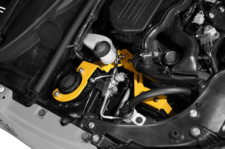 コペン LA400K ブレーキ ブレーキその他 その他 D-SPORT ブレーキマスターシリンダーストッパー