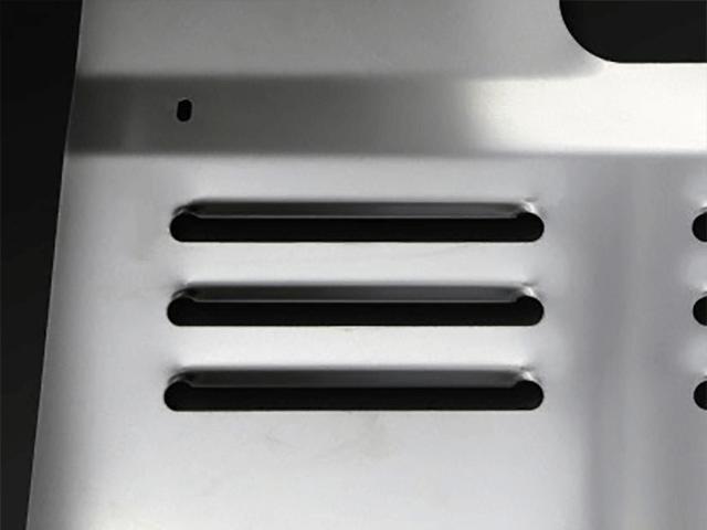 コペン L880 外装 エアロパーツ アンダーパネル D-SPORT フロントアンダーパネル