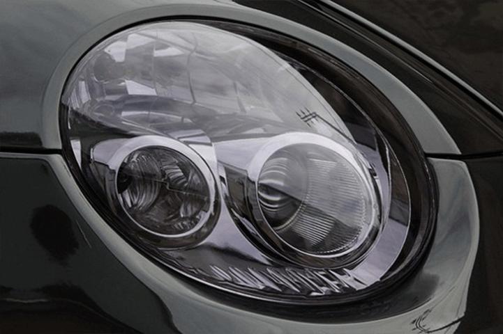 コペン L880 外装 ライト ヘッドライト TAKE OFF CROSS STAGE EXTRICヘッドライトカバー