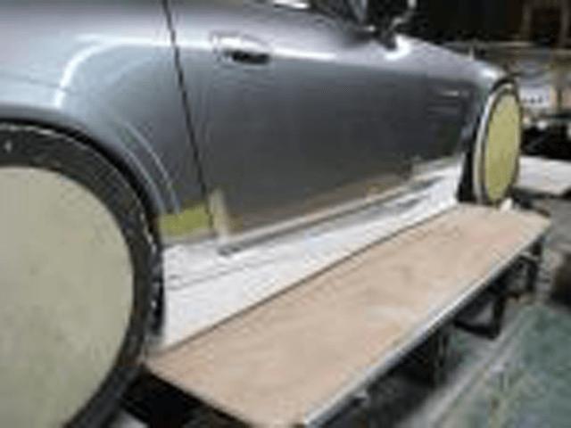 S2000 AP1/2 外装 エアロパーツ サイドステップ VOLTEX(ボルテックス) サイドステップ