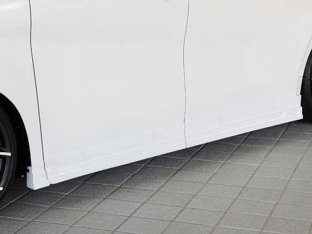 30 ヴェルファイア 外装 エアロパーツ サイドステップ M'z SPEED サイドステップ