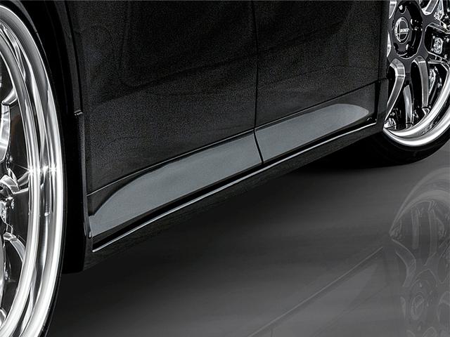 30 ヴェルファイア 外装 エアロパーツ サイドステップ アドミレイション 30 ヴェルファイア ZR・ZA・Z リチェルカート サイドステップ