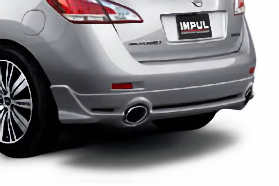 日産Z51型ムラーノ カスタム エアロパーツ ドレスアップ インパル impul