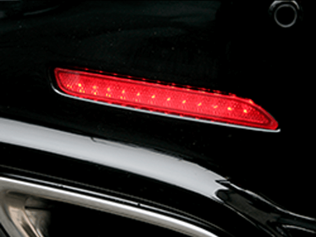 プラド 150 外装 ライト その他 ELFORD LEDリフレクター