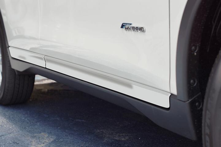 T32 エクストレイル 外装 エアロパーツ ドア エイトデザイン DOOR PANEL