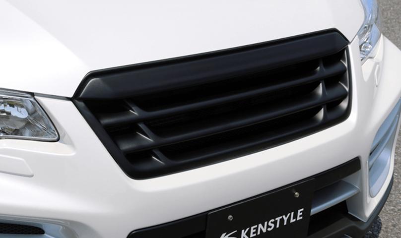 インプレッサ XV GP 外装 エアロパーツ フロントグリル ケンスタイル フロントグリル