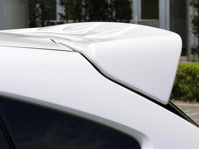 インプレッサ XV GP 外装 エアロパーツ リアスポイラー/ウイング ケンスタイル リアルーフスポイラー