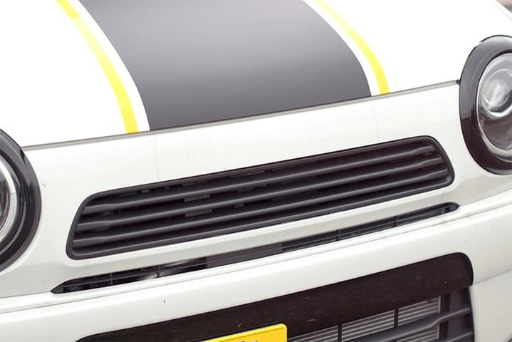 ハスラー 外装 エアロパーツ フロントグリル エイトデザイン フロントグリル(Ver.1)