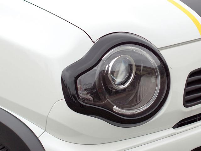 ハスラー 外装 ライト ヘッドライト エイトデザイン ヘッドランプリング