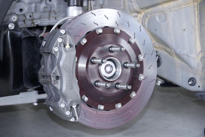 Mini F55/56 ブレーキ ブレーキキャリパー ブレーキキャリパー本体 GIOMIC alcon製ブレーキキャリパー