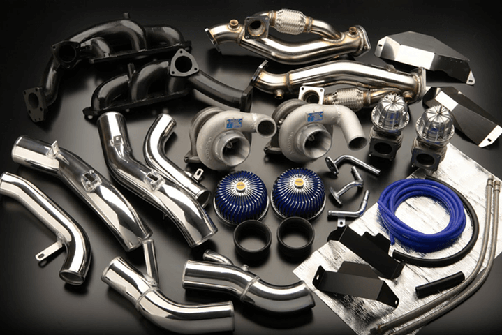 FD3S RX-7 エンジン ターボチャージャー タービン(本体/キット) トラスト TD07-25Gタービン