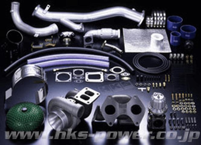 FD3S RX-7 エンジン ターボチャージャー タービン(本体/キット) HKS TO4Sタービン