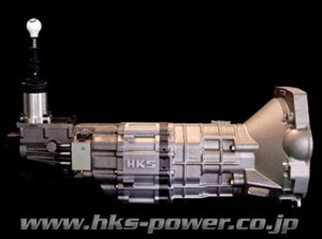 FD3S RX-7 ドライブトレイン トランスミッション ミッション本体 HKS ドグミッション