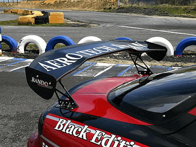 FD3S RX-7 外装 エアロパーツ リアスポイラー/ウイング エアロテックジャパン 3D GT WING