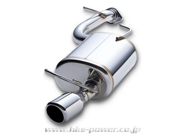 C-HR 排気系 マフラー マフラー本体 HKS リーガマックスプレミアムマフラー(試作品)