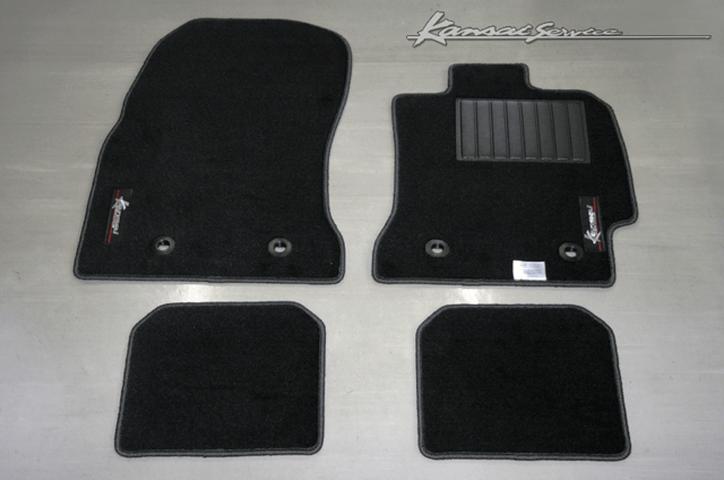 C-HR 内装 フロアマット フロアマット(本体) KansaiSERVICE フロアマット/トランクマット