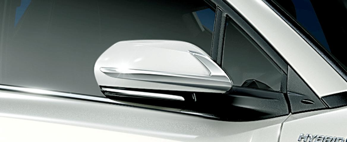 C-HR 外装 ドアミラー ドアミラー本体 トヨタ モデリスタ ミラーガーニッシュ