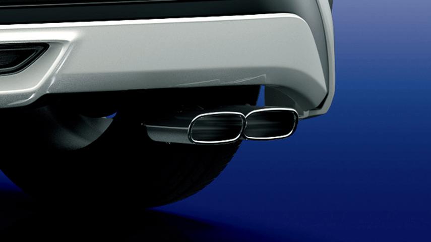 C-HR 排気系 マフラーカッター マフラーカッター本体 トヨタ モデリスタ マフラーカッター
