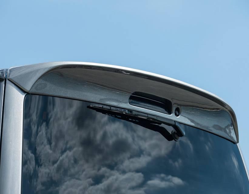 200 ハイエース(4型) 外装 エアロパーツ リアスポイラー/ウイング ESSEX リアウィング