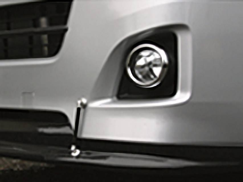200 ハイエース(3型) 外装 エアロパーツ フロントリップスポイラー OVERTECH フロントリップスポイラー