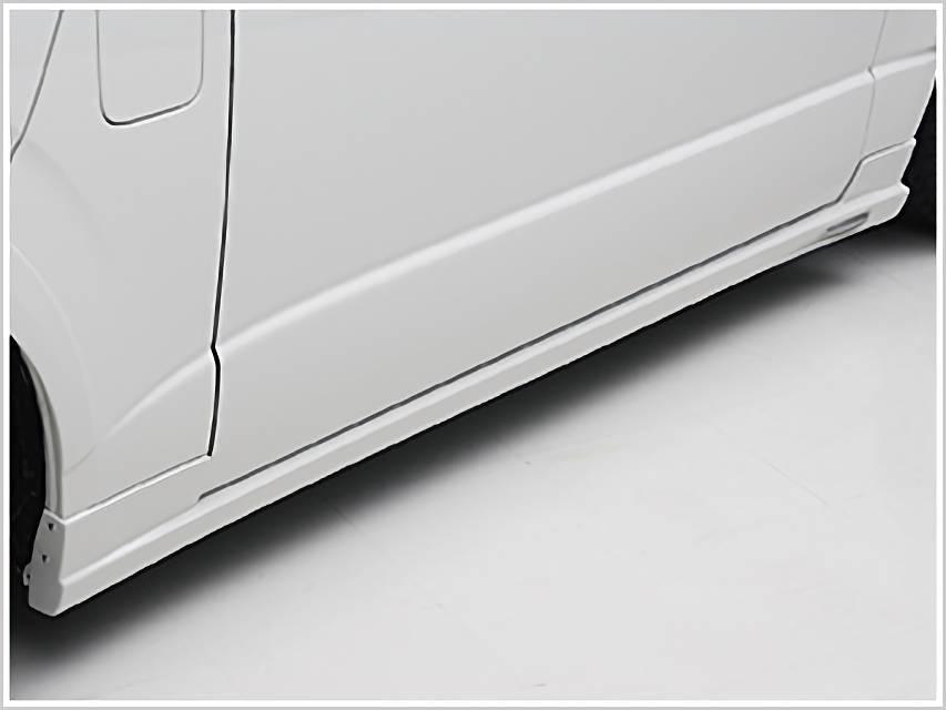 200 ハイエース(3型) 外装 エアロパーツ サイドステップ ESSEX サイドステップ