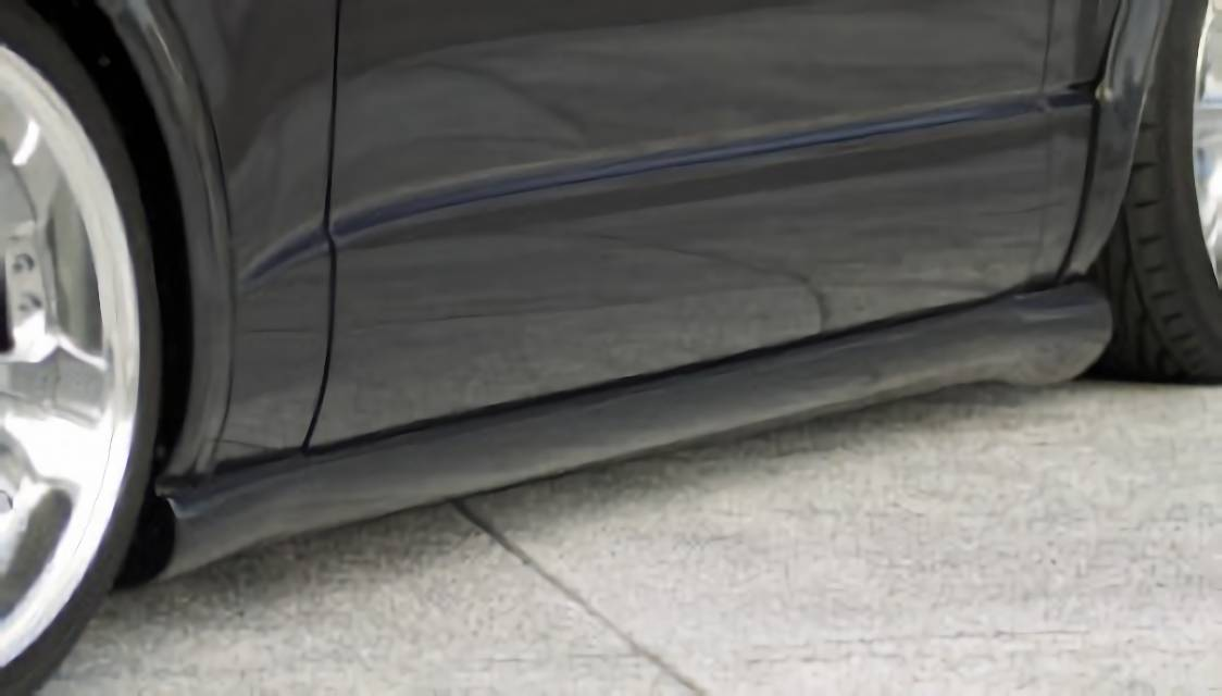 200 ハイエース ワイド(3型) 外装 エアロパーツ サイドステップ DYNASTY SIDE STEP